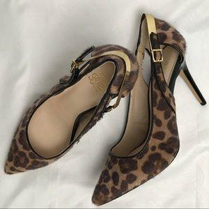 Jada Brave Cheetah print pumps